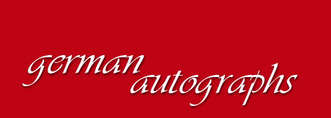 German Autographs Logo